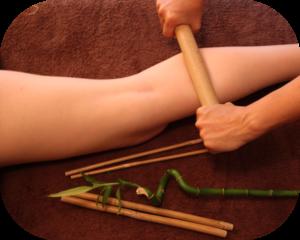 Formation massage modelage bambou